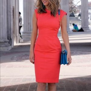 Banana Republic Coral Dress